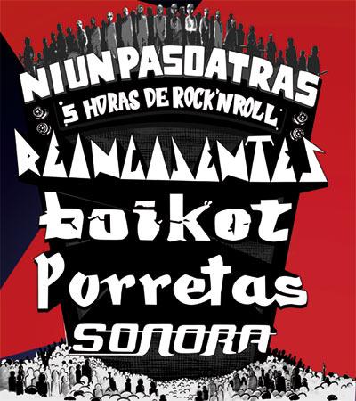 9-GIRA NI UN PASO ATRAS 2006